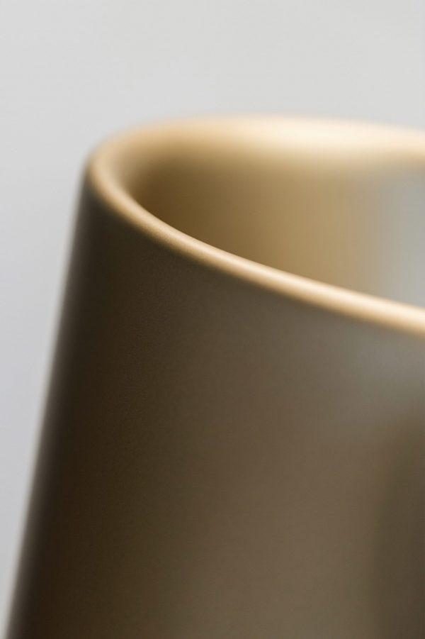 Vaso Design verniciatura a liquido